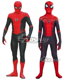 Kids Size Spiderman Marvel 2019 Spider-Man: Far From Home SpiderMan Peter Parker Halloween Cosplay Costume