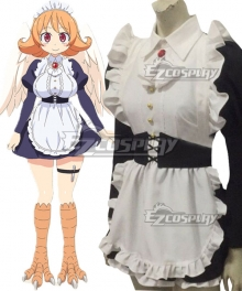 Interspecies Reviewers Maydry Cosplay Costume