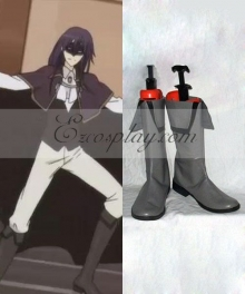 Inu x Boku SS Ririchiyo Shoukiin Kagerou Cosplay Shoes