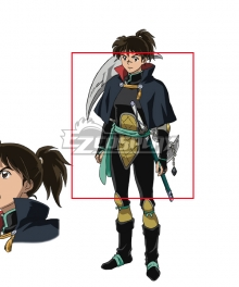 Inuyasha Yashahime : Princess Half-Demon Hisui Cosplay Weapon Prop
