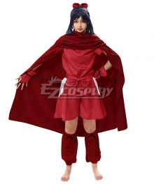 Inuyasha Yashahime : Princess Half-Demon Moroha Cosplay Costume