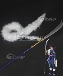 Inuyasha Yashahime : Princess Half-Demon Setsuna Cosplay Weapon Prop