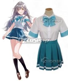 Iroduku Sekai no Ashita kara Hitomi Tsukishiro Summer Cosplay Costume