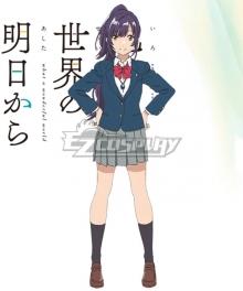 Iroduku Sekai no Ashita kara Kohaku Tsukishiro Cosplay Costume