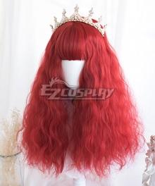 Japan Harajuku Lolita Series Medusa Red Cosplay Wig