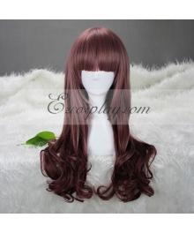 Japan Harajuku  Series Brown Shades Cosplay Wig-RL006