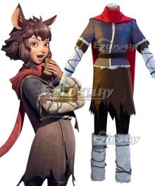 Jiang Ziya Xiaojiu  Cosplay Costume