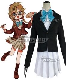Jibaku Shounen Hanako-Kun Toilet-bound Hanako-kun Shijima Mei Cosplay Costume