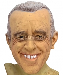 Joe Biden Mask Hamlet Halloween Cosplay Accessory Prop