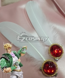 JoJo's Bizarre Adventure Caesar Anthonio Zeppeli Two Headwears Cosplay Accessory Prop