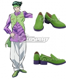 JoJo's Bizarre Adventure: Diamond Is Unbreakable Rohan Kishibe Cosplay Shoes
