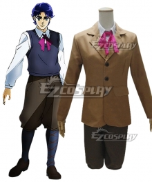 Jojo'S Bizarre Adventure: Phantom Blood Joseph Joestar Cosplay Costume