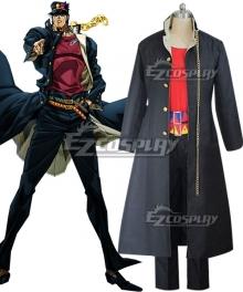 JoJo's Bizarre Adventure: Stardust Crusaders Jotaro Kujo Cosplay Costume -D Edition