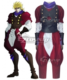 JoJo's Bizarre Adventure: Phantom Blood Dio Brando Cosplay Costume