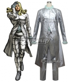 JoJo's Bizarre Adventure: Steel Ball Run Funny Valentine Cosplay Costume