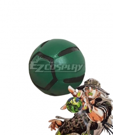 JoJo's Bizarre Adventure: Steel Ball Run Gyro Zeppeli Ball Cosplay Accessory Prop