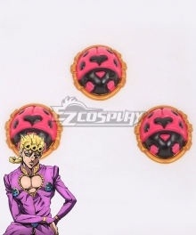 JoJo's Bizarre Adventure: Vento Aureo Golden Wind Anime Edition Giorno Giovanna One Badge Cosplay Accessory Prop - Only One