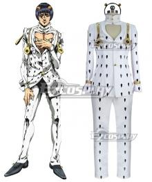 JoJo's Bizarre Adventure: Vento Aureo Golden Wind Bruno Buccellati Bruno Bucciarati B Edition Cosplay Costume