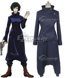 Jujutsu Kaisen Sorcery Fight Mai Zen'in Cosplay Costume