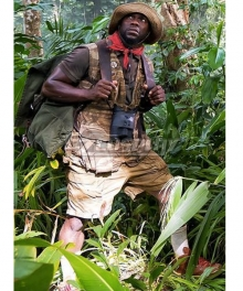 Jumanji: The Next Level Franklin Mouse Finbar Cosplay Costume