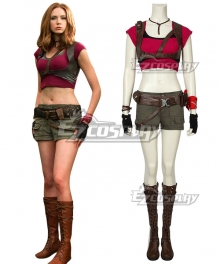 Jumanji: The Next Level Martha Ruby Roundhouse Cosplay Costume