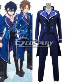 K Organization Cosplay Costume