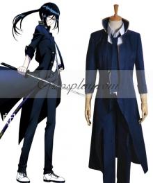 K Yatogami Kuroh Cosplay Costume - C Edition