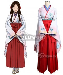 Kakegurui Compulsive Gambler Yuriko Nishinotouin Cosplay Costume