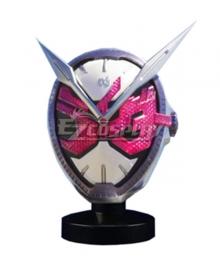 Kamen Rider ZIO Helmet Mask Cosplay Accessory Prop