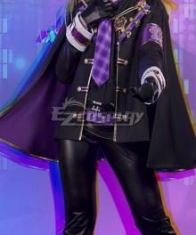 Katekyo Hitman Reborn! Hibari Kyoya Idol Edition Cosplay Costume