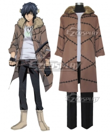 Katekyo Hitman Reborn! Lambo 20 Years Later Cosplay Costume