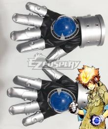 Katekyo Hitman Reborn! Sawada Tsunayoshi Gloves Cosplay Accessory Prop