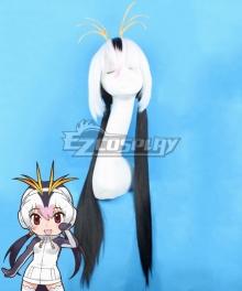 Kemono Friends Han Peter Penguin Prince Black White Yellow Cosplay Wig