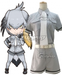 Kemono Friends Shoebill Cosplay Costume