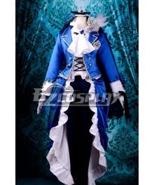 Black Butler Ciel Lolita Cosplay Costume Deluxe-KH11