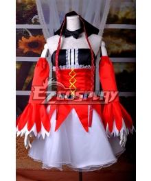 VOCALOID Project Diva F Pierreta Miku Cosplay Costume Deluxe-KH8