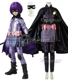 Kick Ass Hit Girl Mindy Macready Cosplay Costume