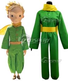Kids Adult The Little Prince Halloween Cosplay Costume