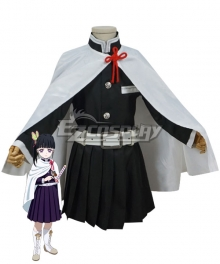 Kids Size Demon Slayer: Kimetsu No Yaiba Kamado Tanjirou Cosplay Costume