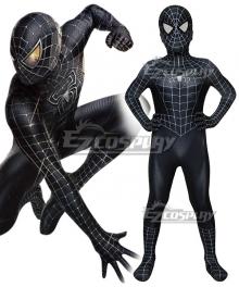 Kids Spider Man 3 Venom Spider-man Zentai Jumpsuit Cosplay Costume