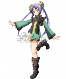Kikokugai: The Cyber Slayer Ruili Kong Cosplay Costume