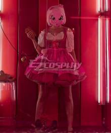 Killing Eve Season 2 Killer Villanelle Halloween Cosplay Costume