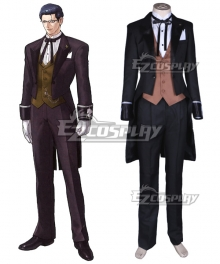 King of Fighters XIV Hein Cosplay Costume