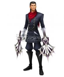 Kingdom Hearts 3 Braig Cosplay Costume