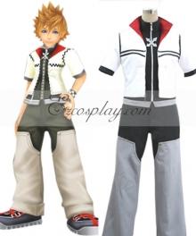 Kingdom Hearts II Roxas Cosplay Costume