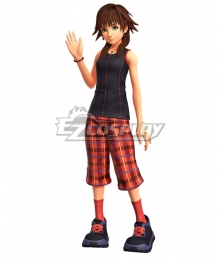 Kingdom Hearts III Olette Cosplay Costume
