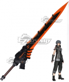 Kingdom Hearts III Verum Rex Yozora Sword Cosplay Weapon Prop