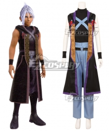 Kingdom Hearts III Kingdom Hearts 3 Young Xehanort Cosplay Costume