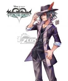 Kingdom Hearts Union X Lauriam Cosplay Costume