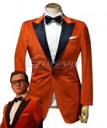 Kingsman Eggsy Cosplay Costume - Only Coat